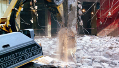 Specialist Diamond Drilling and Sawing services